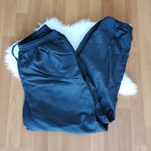 Nike Mens vintage lined windpants Sz XL